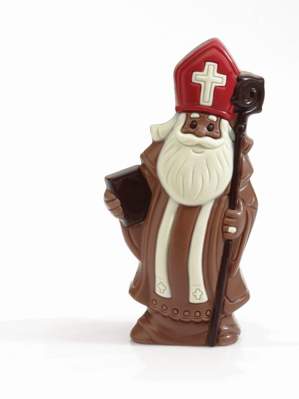 Belgian chocolate Saint Nicholas Belfine ChocDecor