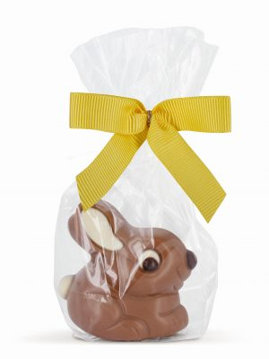 Easter chocolate bunny gift Belfine ChocDecor