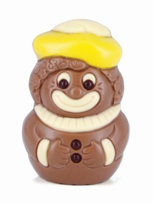 Milk chocolate Black Peter Saint Nicholas Belfine