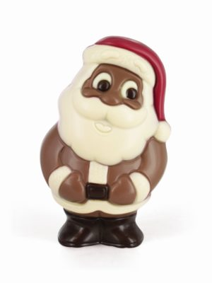 Decorated chocolate Santa Christmas Belfine