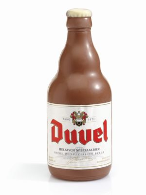 Milk chocolate Duvel bottle Belfine